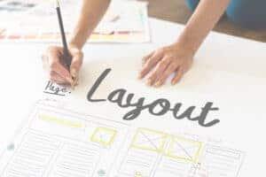 Website Layout Inspiration