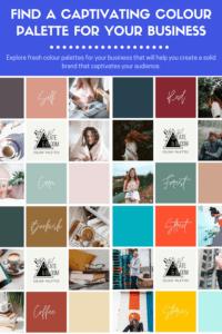 Branding Colour Palette Inspiration