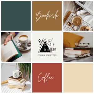 Branding Color Palette Inspiration