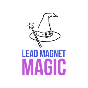 Lead magnet design and setup in ConvertKit, Active Campaign or Ontraport
