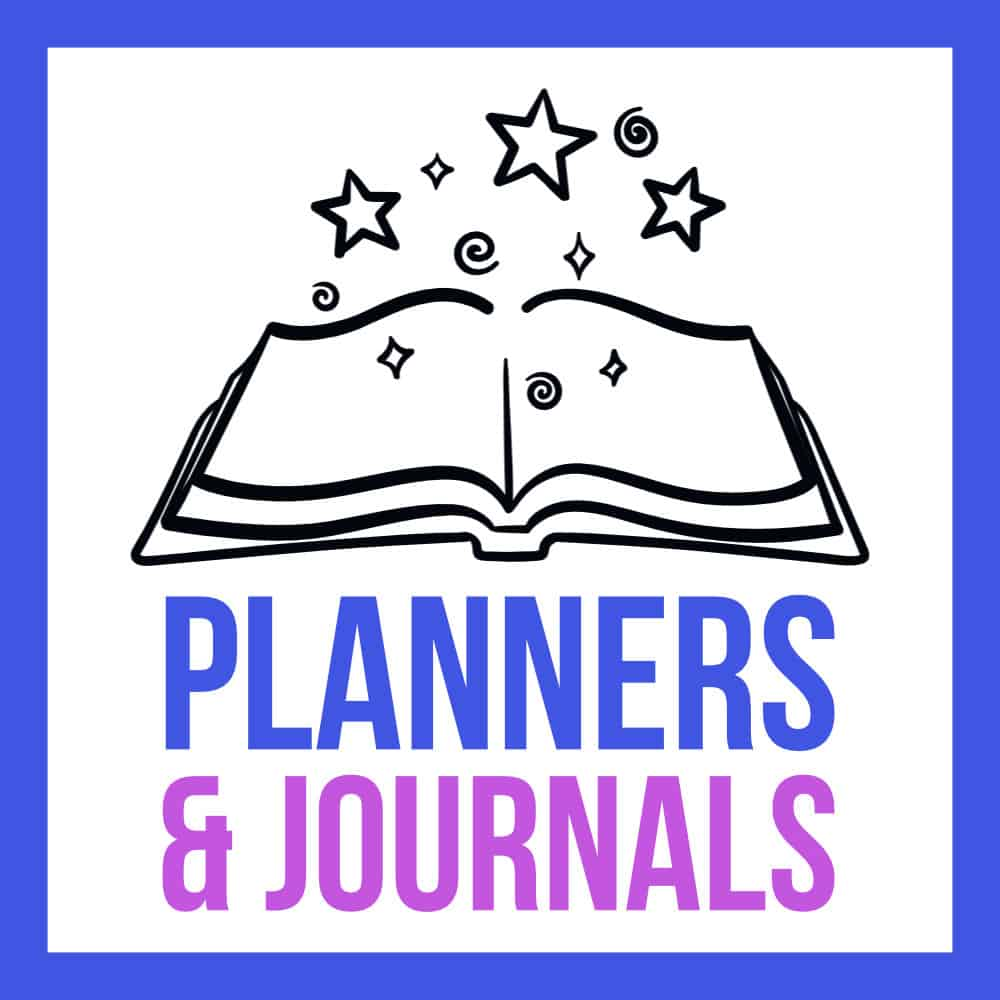 Business Planners and Journaling